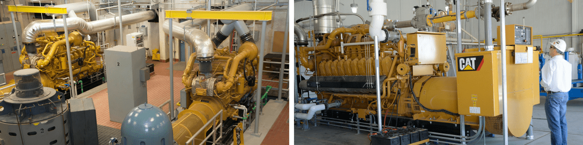 Industrial Power Engines