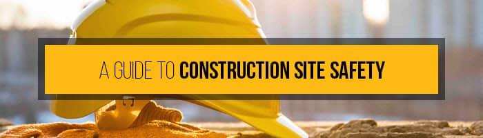A Guide to Construction Site Safety - NMC Cat | Caterpillar