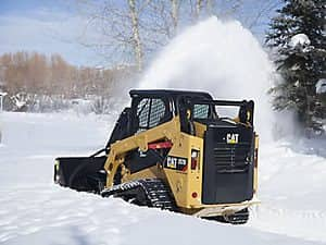 Skid Steer- Winter