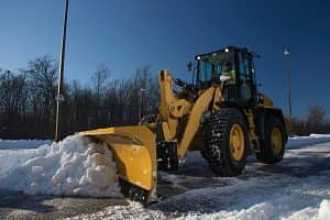 Wheel Loader - Winter