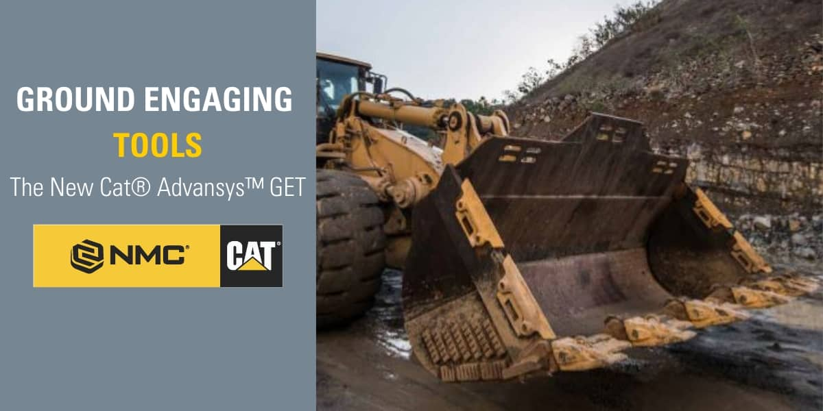 Ground engaging tools the new Cat Advansys GET