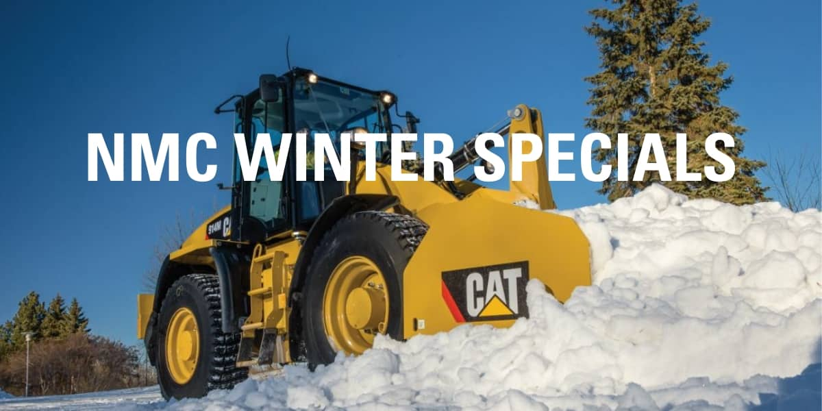 NMC Cat Winter Parts & Service Specials