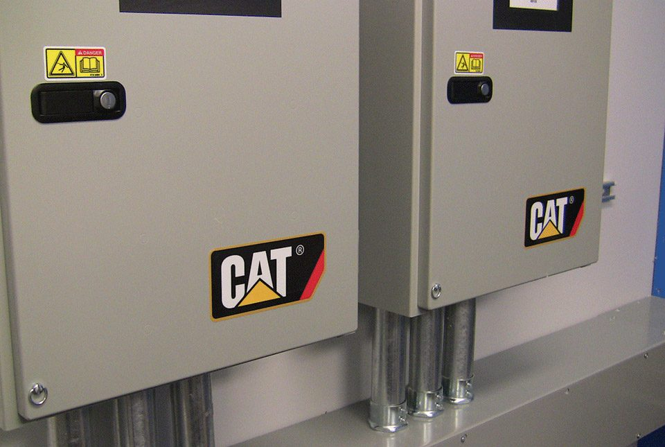 CAT AUTOMATIC TRANSFER SWITCH (ATS)