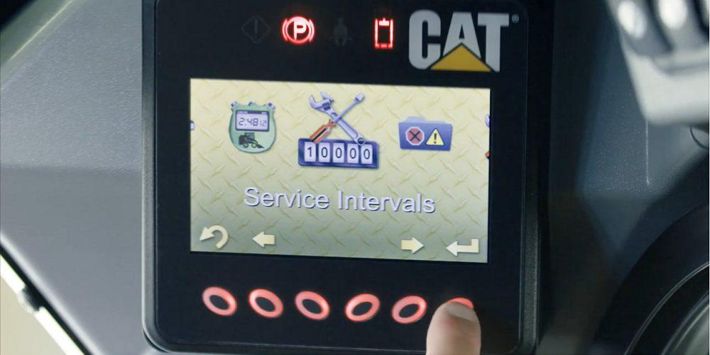 reset service in intervals visionlink