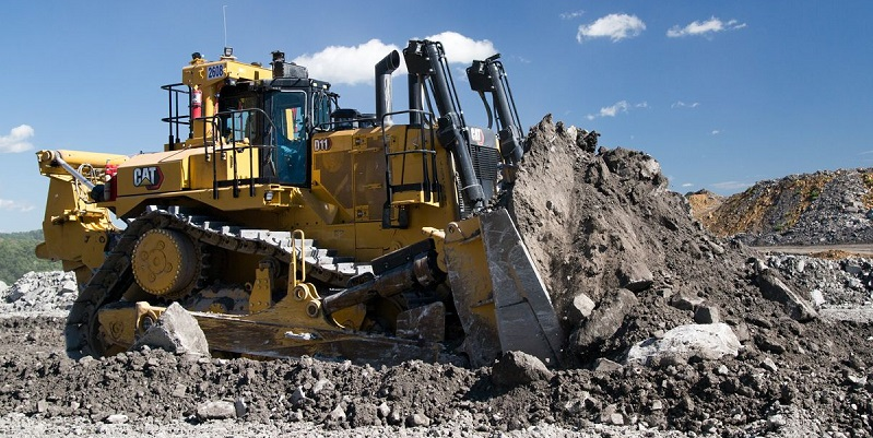 Uses for Cat Bulldozers