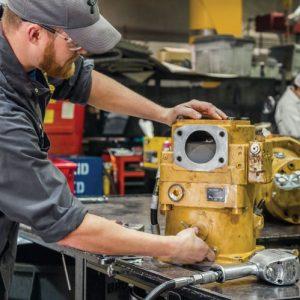 Hydraulic Testing & Repair