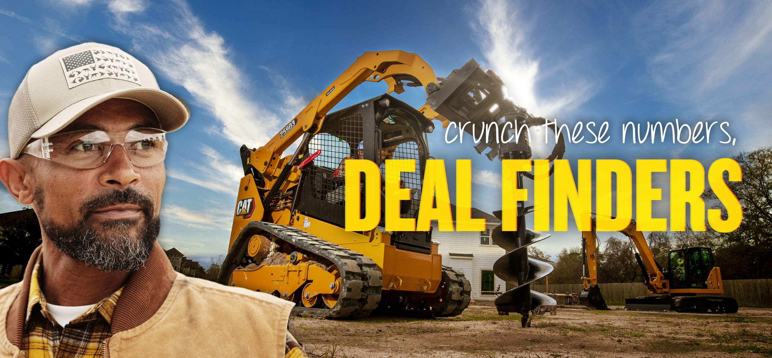 Zero percent financing on small and midsize equipment