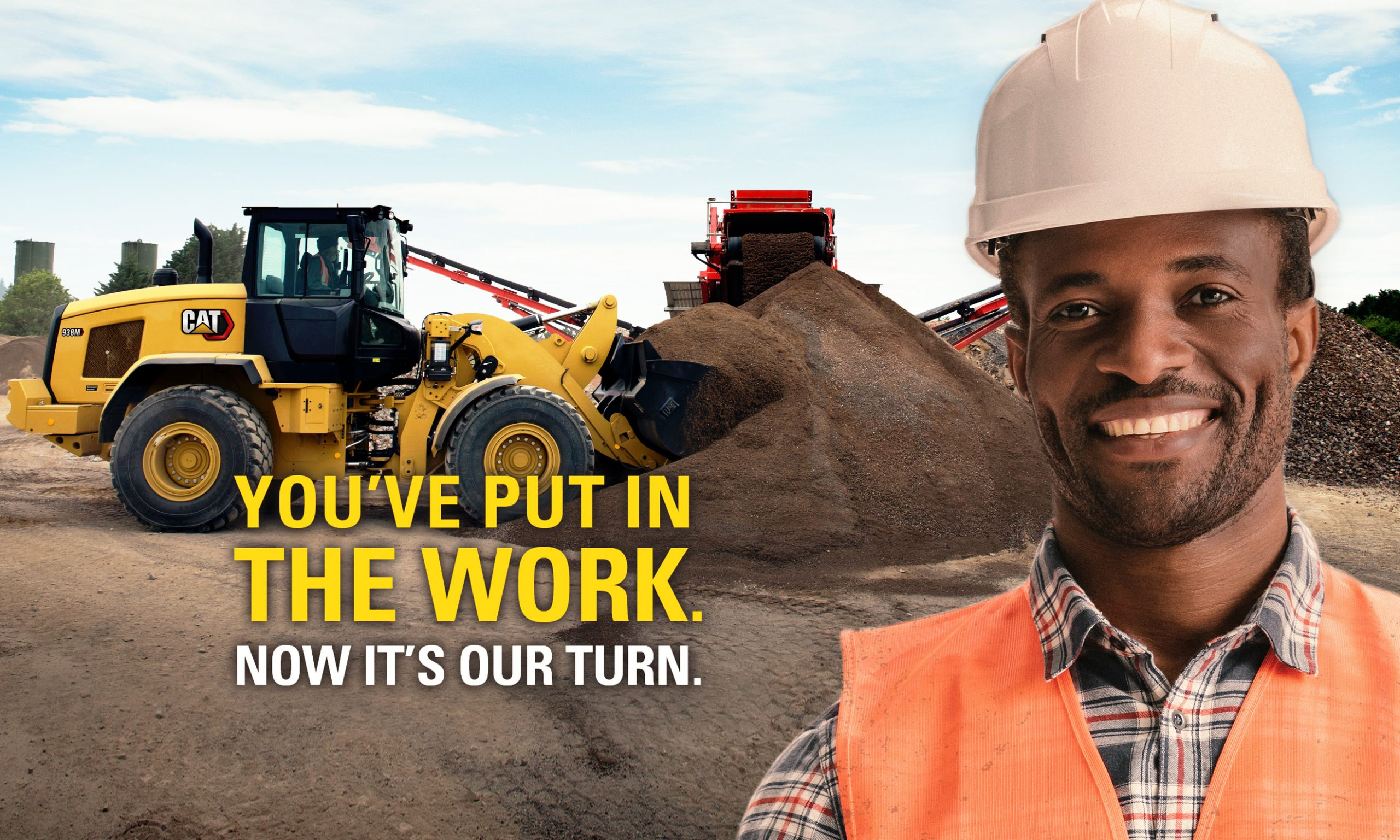 Purchase a New CAT Small Wheel Loader