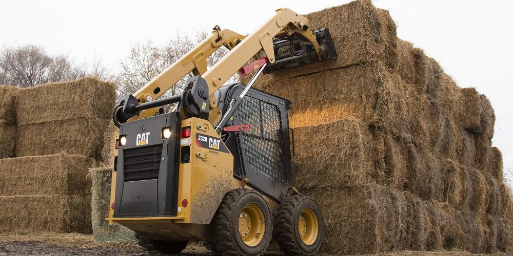 Skid Steer For farming use