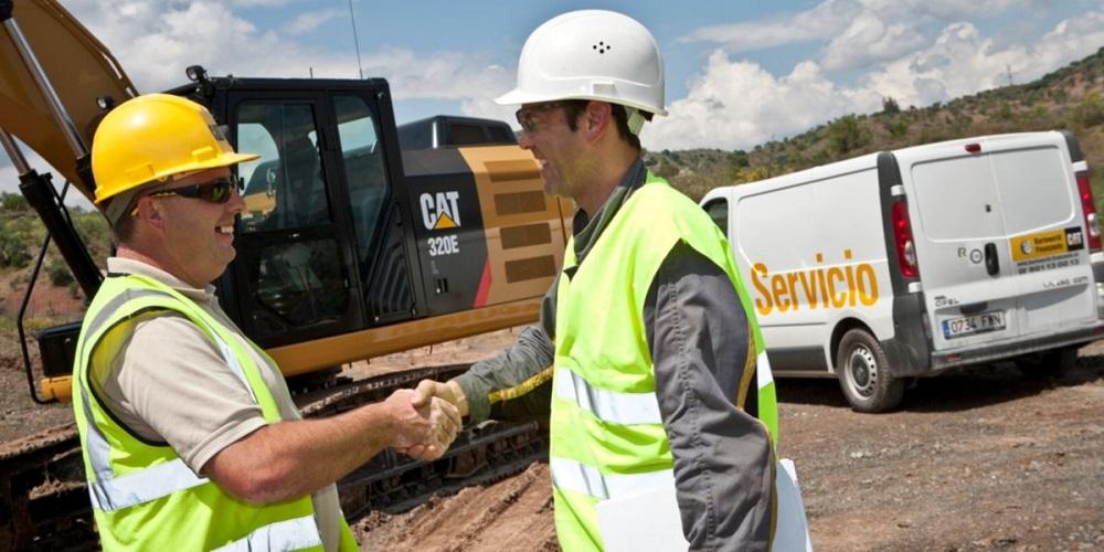 heavy equipment field service technician